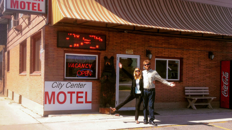 New Owners of the City Center Motel, Missoula