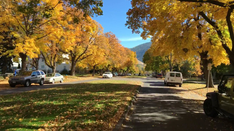 Historic neighborhood in the heart of downtown Missoula